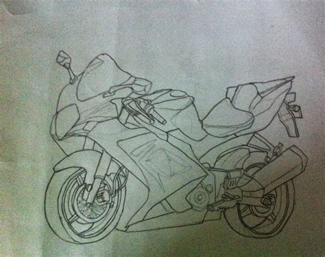 4 Drawing Techniques by 4 Best Drawing Techniques To Make Pencil Shading Bike
