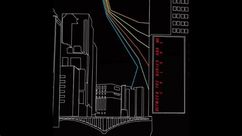 The Buried between the buried and me colors studio album in