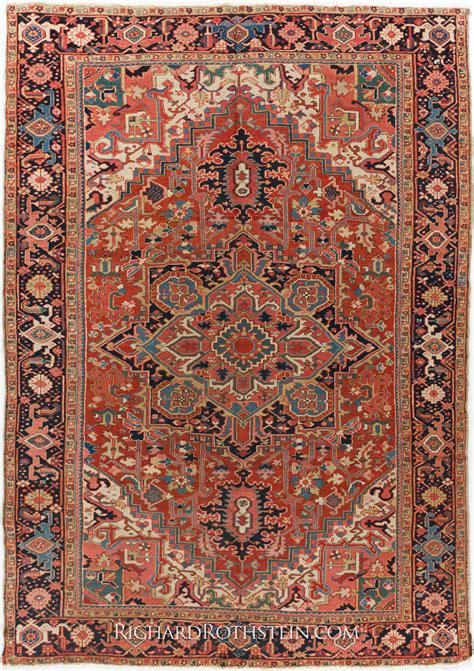 Rug And Carpet by Heriz Antique Carpet C11i0904