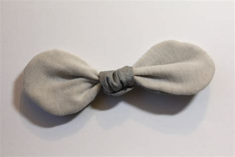 Knot Bow Hair Tie the knot bow tutorial see kate sew