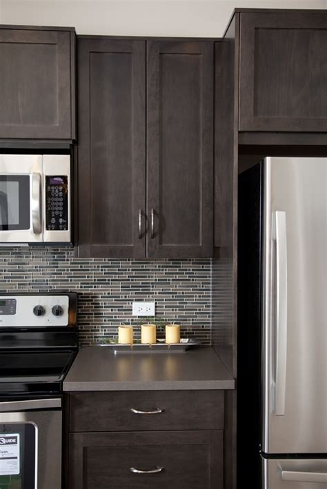 grey tile backsplash grey backsplash best home decoration world class