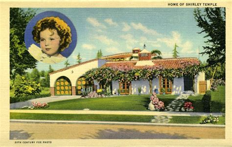 homes of the stars shirley temple s house shirley temple pinterest