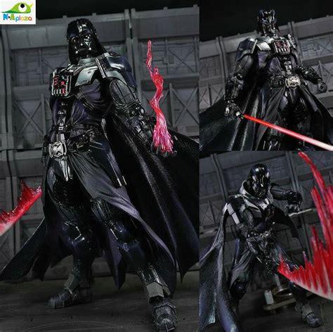 Ad4264 Figure Play Arts No 3 Stormtrooper Wars Kode Gute4130 aliexpress buy wars black darth vader