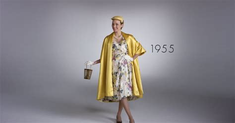 100 years of fashion watch quot 100 years of fashion under 2 minutes quot and watch major trends flash before your eyes