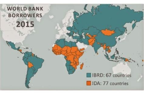 world bank loans map of the day a new future for the world bank humanosphere