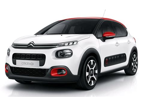 Citroen C3 2017 by Lastcarnews 2017 Citroen C3 Revealed With Funky Design