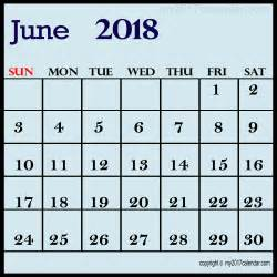 June 2018 Calendar Printable June 2018 Printable Calendar Printable Monthly Calendars