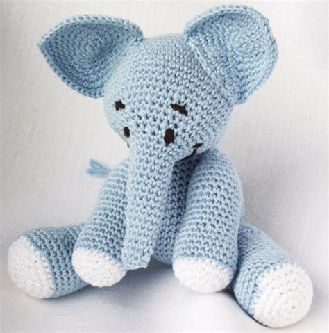 pattern crochet animal amigurumi pattern crochet elephant animal crochet