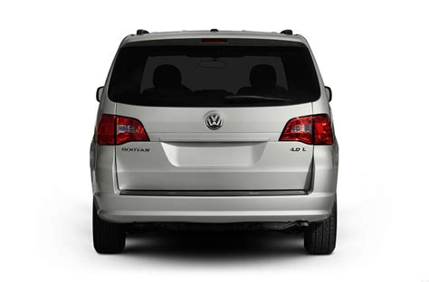 volkswagen van back 2012 volkswagen routan price photos reviews features