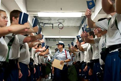 Coast Guard Officer Pay by Coast Guard Academy Investigating Cadets For Alleged