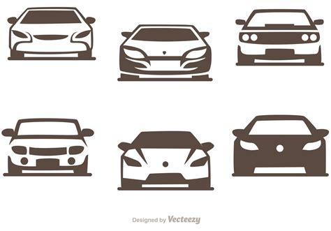 car layout vector cars silhouette vector pack of sports cars download free