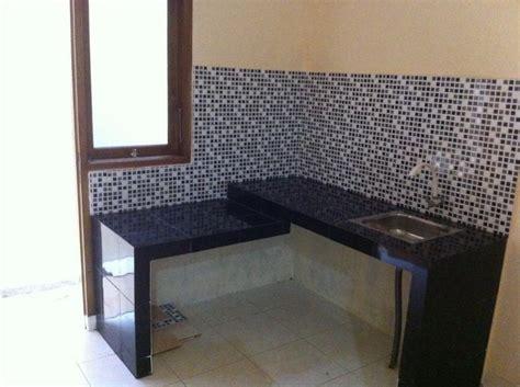 Meja Kayu Untuk Kompor gambar harga meja kompor kayu dan 25 model keramik dapur