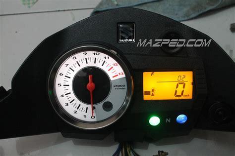 Lu Led Motor Satria Fu rpm led fu mazped