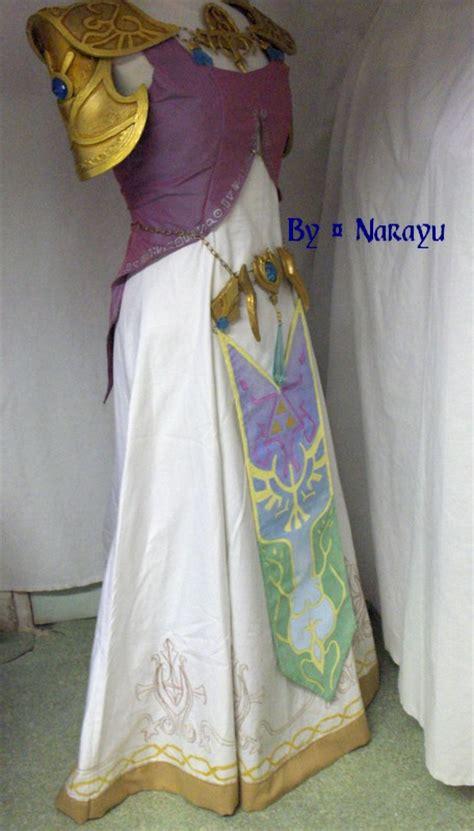 zelda bodice pattern princess zelda tp dress side by narayu on deviantart