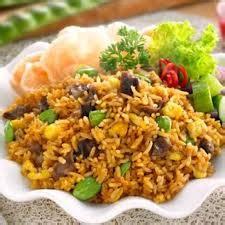cara membuat nasi goreng hati resep nasi goreng petai ampela sederhana dan spesial