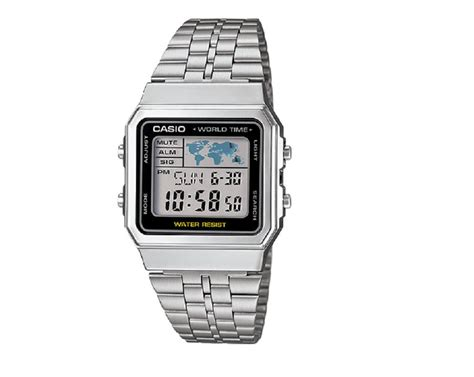 appealing casio digital watches for contemporary