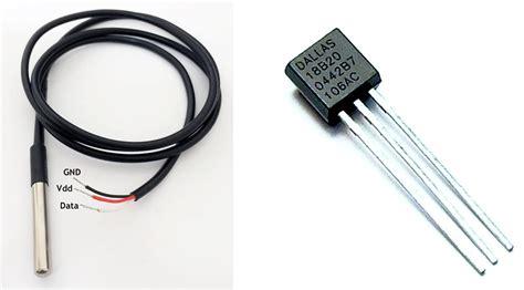 Pasaran Termometer Digital pelajari tentang sensor suhu ds18b20 dan bagaimana