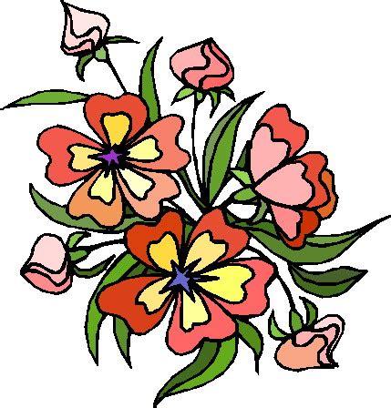 clipart fiori fiori clipart su come le rondini