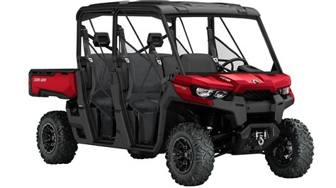 best 4 seater utv 2016 2017 can am defender max six seater utv