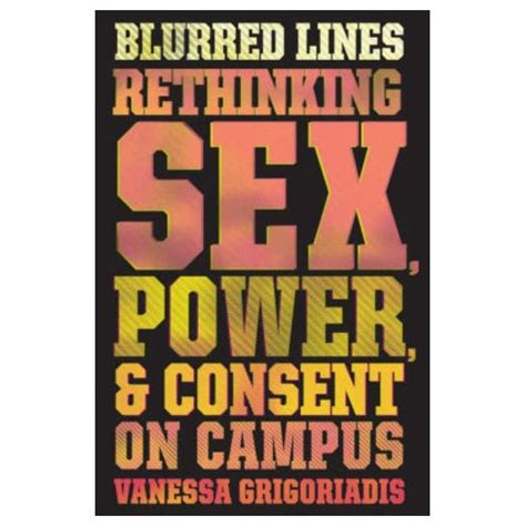 blurred lines rethinking power and consent on