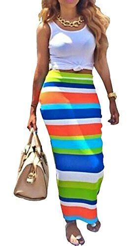 Midi Dress Gaun Bodycon Blue Two Pcs Xl 192303 Import Sale womens crop top midi skirt two bodycon maxi dress xl multi buy in uae