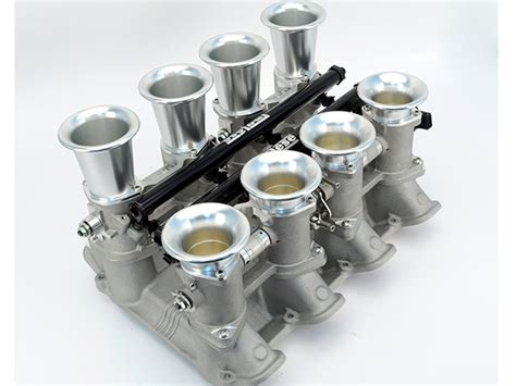 Induction Ls by Cross Ram Intake For Small Block Chevy Autos Post