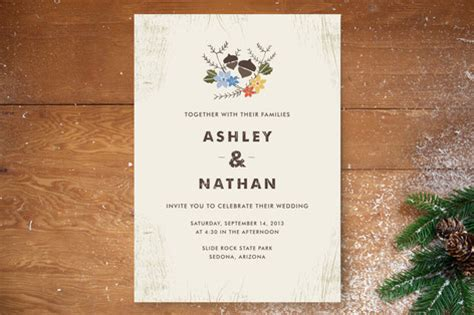 woodsy themed wedding invitations louisville wedding the local louisville ky wedding