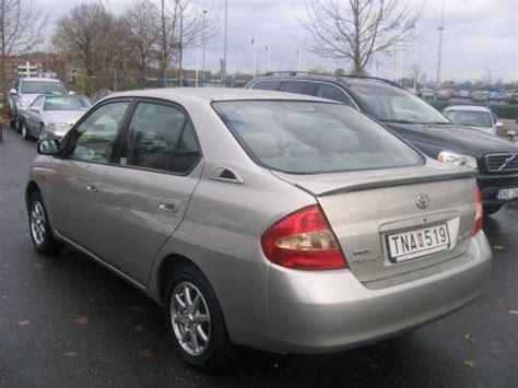 2002 Toyota Prius 2002 Toyota Prius Pictures
