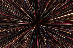 speed of light slowed by changing its shape
