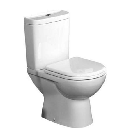 Small Bathroom Toilets | tavistock micra small toilet inc seat tavistock micra