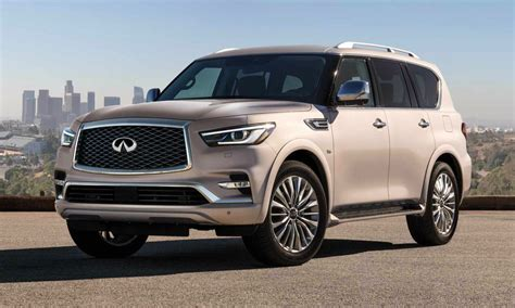 2018 infiniti qx80 leases infiniti updates its qx80 land yacht for 2018 autotribute