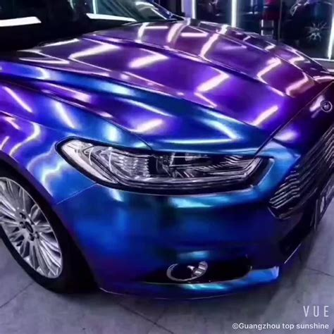 Where To Vinyl Wrap My Car - auto parts chameleon color changing sticker car vinyl