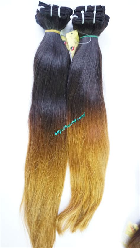 Ombre 22inch Hair Extentions | sell online 22 inch ombre hair extensions vietnam remy hair