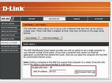 How to enable DMZ on a D-Link DIR series router(DIR-655 ... D Link Router Password