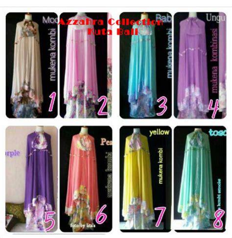 Melani Kulot By mukena bali azzahra info fashionku pemasaran mukena bali baju dress tiedye motif