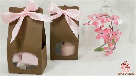 moldes para cajitas de dulces cajitas para dulces y recuerdos sabor de fiesta youtube