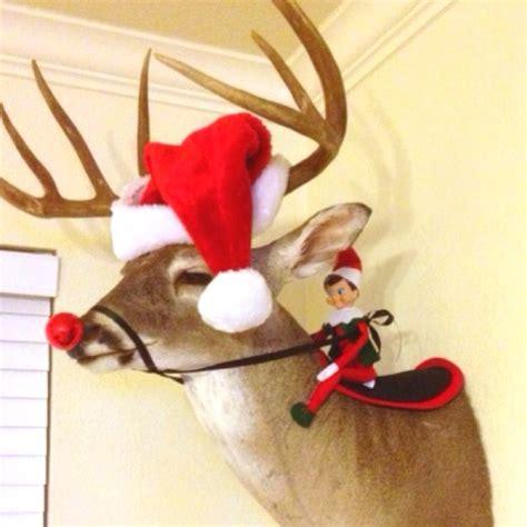 On A Shelf Reindeer by On A Shelf Reindeer On The Shelf Ideas