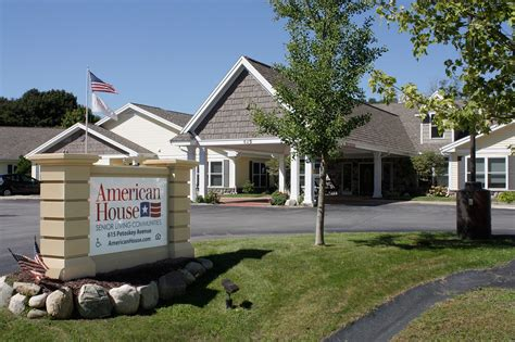 American House Tour by Charlevoix Senior Living American House Charlevoix
