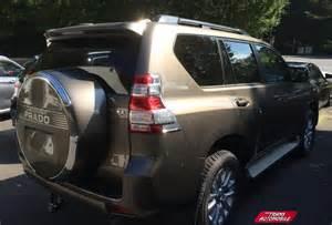Toyota Land Cruiser Accessories Price Toyota Land Cruiser Prado 150 Tx 9 Toyota Africa