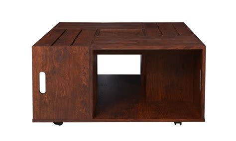 furniture of america terra boxed walnut display bookcase furniture of america ortencia vintage walnut coffee table