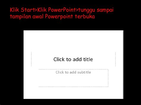 membuat animasi garis pada power point membuat animasi pembuka pada power point