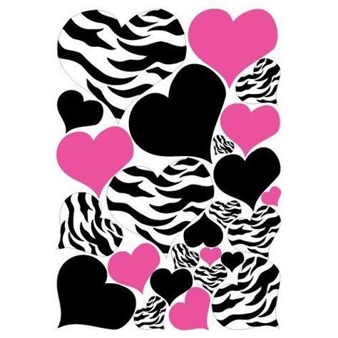 Leopard Print Wall Stickers hot pink zebra print wallpaper clipart best