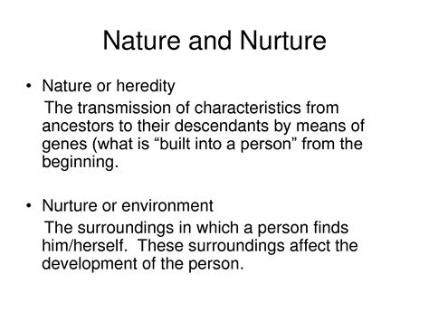 Nurture And Nature Essay by Quotes About Nature Nurture Debate 22 Quotes