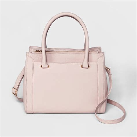 Handbag Find Of The Day Louvre Satchel By Hayden Harnett by S Boxy Satchel Handbag Bag A New Day Ebay