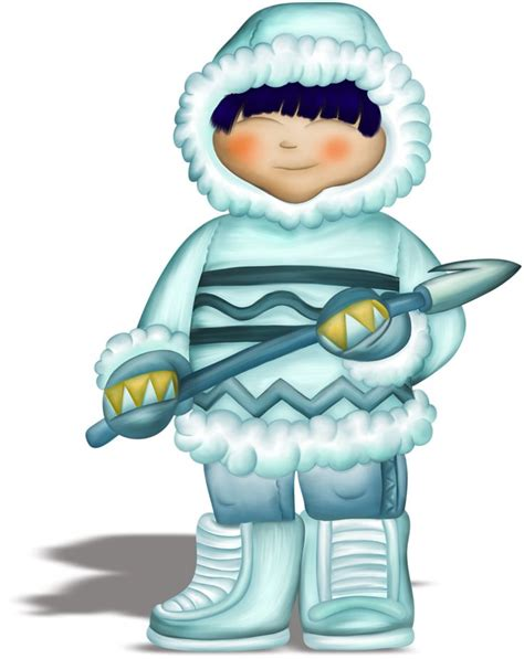 eskimo clipart 80 best images about clipart eskimo on snow