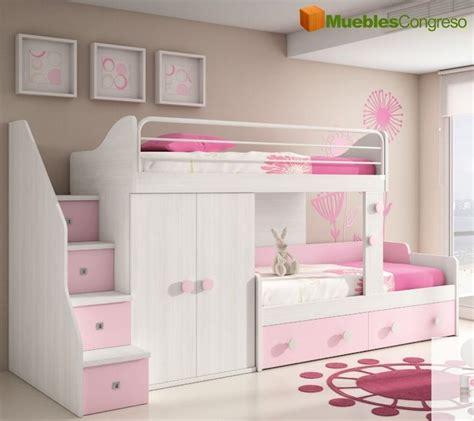 camas literas para ninas 17 mejores ideas sobre literas para ni 241 as en