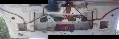 zj grand cherokee rear liftgate window mechanism bypass