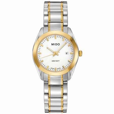 Mido Baroncelli M86009111 reloj mido tipo rolex