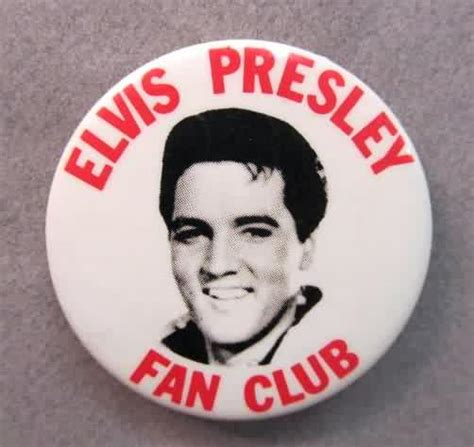 elvis fan club fan relations about elvis fan clubs vintage collectible rock roll music memorabilia for sale