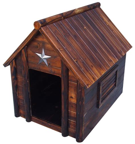 Dog House For Your Pups Texas Style